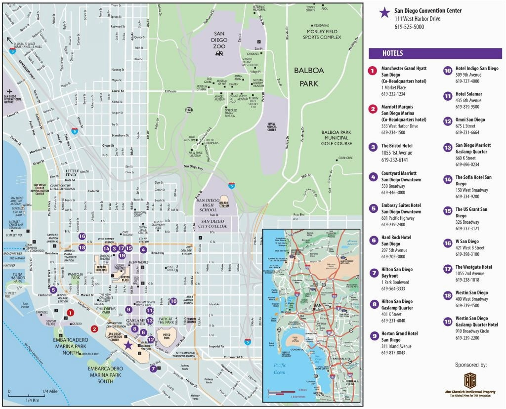 Casino California Map