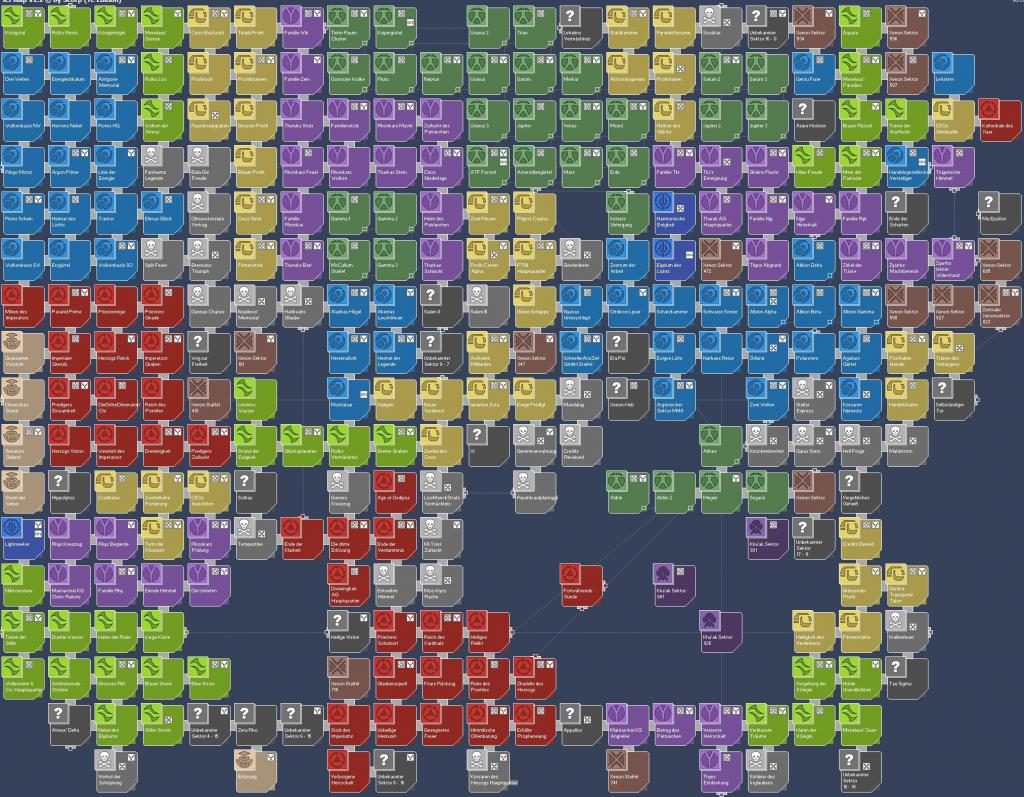 Category: Random Maps 32 | Buildyourownserver.co.uk - X3Tc Printable Map