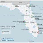 Cbp Miami/tampa Field Office Operational Update In Anticipation Of   Port Everglades Florida Map