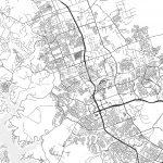 Cedar Park, Texas   Area Map   Light | Hebstreits Sketches   Cedar Park Texas Map