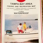 Charts And Maps 179987: Top Spot Map N202 Tampa Bay Area Fishing And   Top Spot Maps Texas