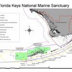 Charts And Maps Florida Keys   Florida Go Fishing   Florida Keys Spearfishing Map