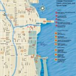 Chicago Downtown Map   Printable Map Of Downtown Chicago