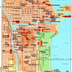 Chicago Downtown Map   Tourist Attractions | Chicago Year Round In   Printable Map Of Downtown Chicago
