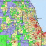 Chicago Map Zip Codes Search The Maptechnica Printable Map Catalog   Chicago Zip Code Map Printable