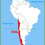Chile Maps | Maps Of Chile   Printable Map Of Chile