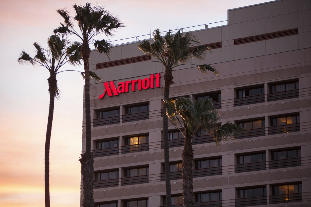 China Delays Decision On Marriott-Starwood Hotel Acquisition | Fortune - Starwood Hotels California Map