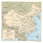 China Maps   Perry Castañeda Map Collection   Ut Library Online   Aaa Texas Maps