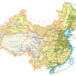 China Maps | Printable Maps Of China For Download   Printable Map Of China