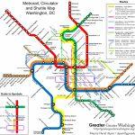 Circulator/metro Map Version 2 – Greater Greater Washington   Printable Metro Map
