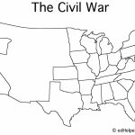 Civil War Timeline   Google Search | Social Studies | Map Worksheets   Printable Civil War Map