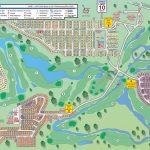 Clerbrook Golf & Rv Resort - Florida Golf Courses Map