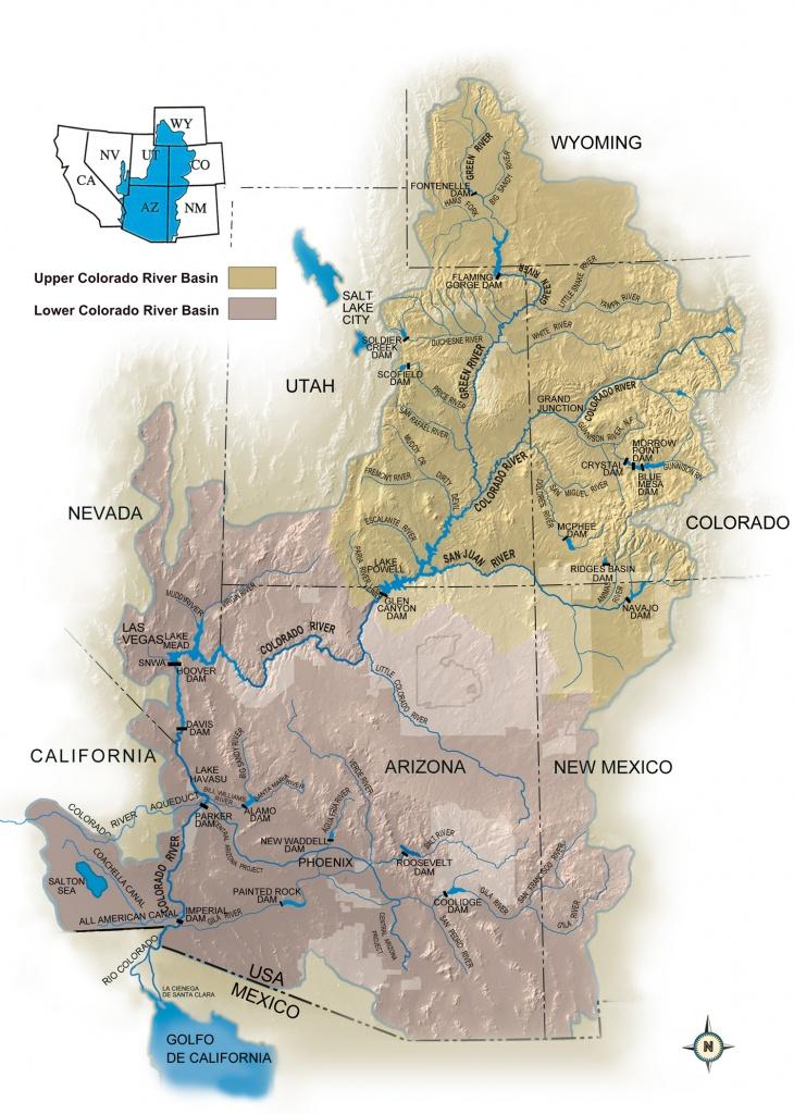 Colorado River Map Texas My Blog And - Touran - Colorado River Map Texas