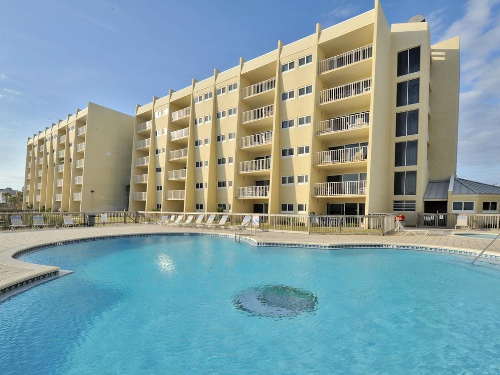 Condo Hotel Beach House Condominiums, Destin, Fl - Booking - Map Of Destin Florida Condos