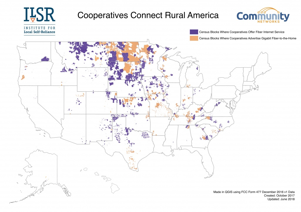 Cooperatives Build Community Networks   Community Broadband Networks - Texas Electric Cooperatives Map
