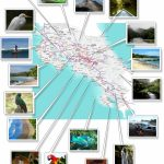 Costa Rica  Free Printable Map Download   Printable Map Of Costa Rica