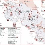 Costa Rica Maps | Printable Maps Of Costa Rica For Download   Printable Map Of Costa Rica