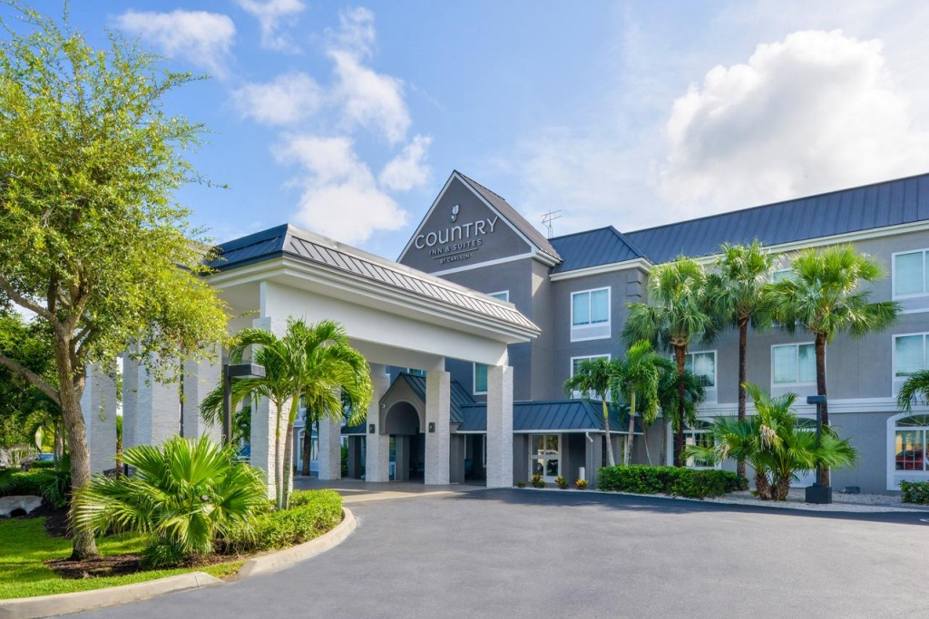 Country Inn & Suites Vero Beach, Fl - Booking - Country Inn And Suites Florida Map