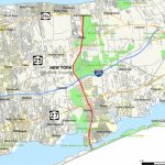 County Route 46 (Suffolk County, New York)   Wikipedia   Printable Map Of Suffolk County Ny