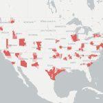 Cricket Wireless | Internet Service Provider | Broadbandnow - Verizon Wireless Coverage Map Texas