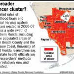 """Crooked Marco Rubio Watch On Twitter: """"matt You Still Have These 3 - Map Of Cancer Clusters In Florida"""