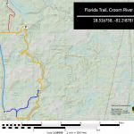 Croom River Trail | Florida Trail | Withlacoochee State Forest   Florida Trail Maps Download