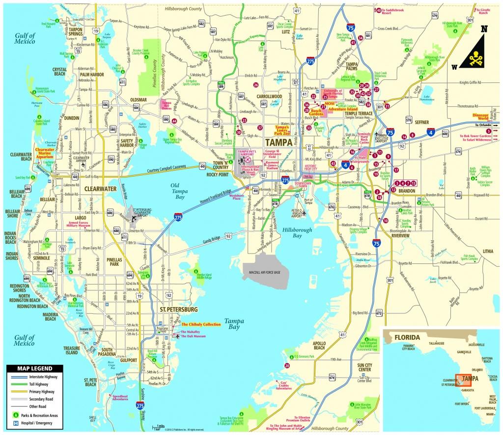 Cruise Terminal Tampa Florida Map | Printable Maps - Cruise Terminal Tampa Florida Map