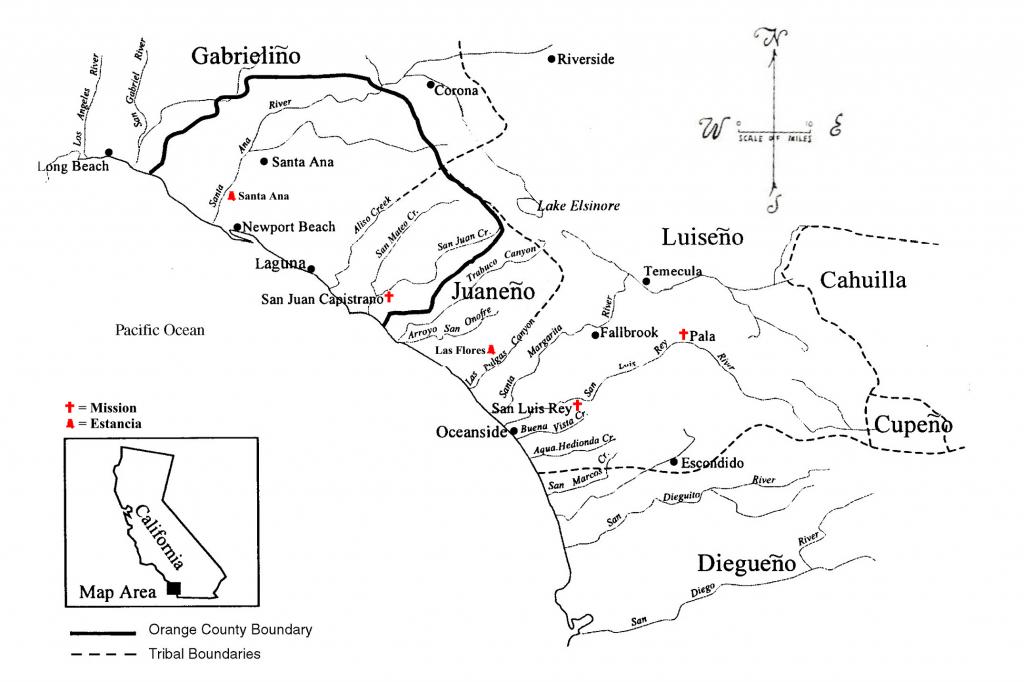 Cupeño - Wikipedia - Southern California Native American Tribes Map