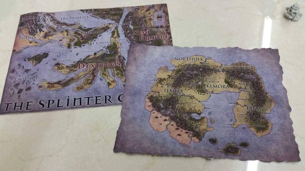 Custom Game Cloth Map Rpg Printing Service - Geekify Inc - Custom Printable Maps