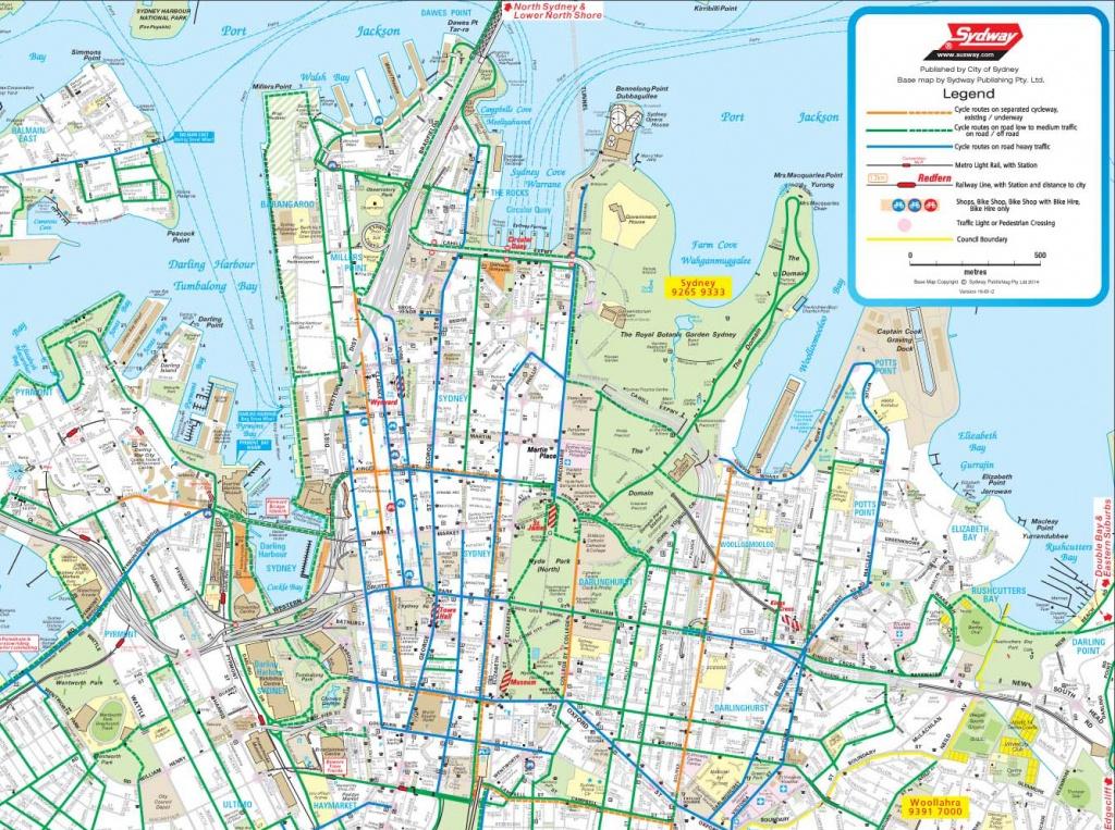 Custom Mapping - Brisbane Cbd Map Printable