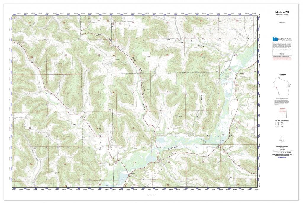 Custom Printed Topo Maps - Custom Printed Aerial Photos - Printable Usgs Maps