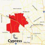 Cypress Tx Map   Great Maps Of Houston   Houston Neighborhoods, Real   Stafford Texas Map