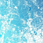 Dallas, Texas   Map Poster Design | Hebstreits Sketches   Texas Map Poster