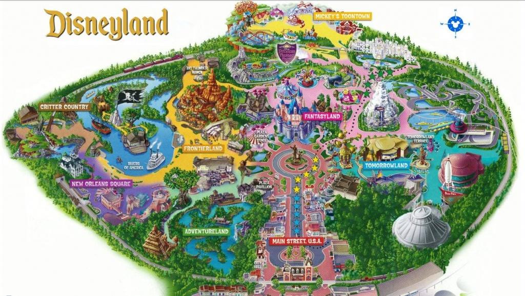 Day Twenty-Eight: Favorite Theme Park. Disneyland California. Sorry - Disney World California Map