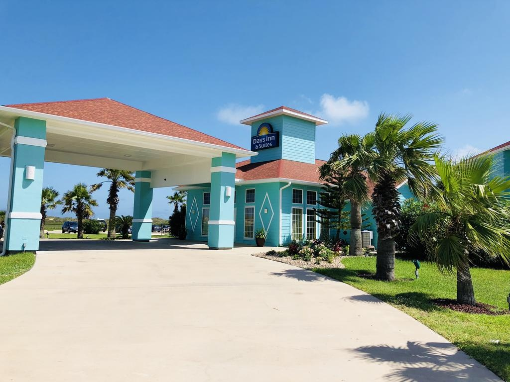 Days Innwyndham Port Aransas Tx, Tx - Booking - Map Of Hotels In Port Aransas Texas