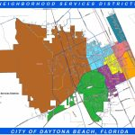 Daytona Beach, Fl   Official Website   Geographic Information   Florida Property Tax Map
