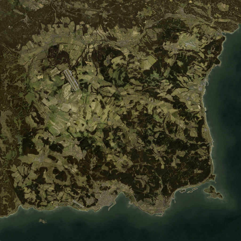 Dayz Chernarus+ Full Map | Interactive & Downloadable | Dayz Tv - Printable Dayz Standalone Map