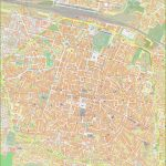 Detailed Tourist Maps Of Bologna | Italy | Free Printable Maps Of   Printable Map Of Bologna City Centre