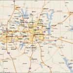 Dfw Metroplex Map   Dallas Fort Worth Metroplex Map (Texas   Usa)   Where Is Fort Worth Texas On A Map