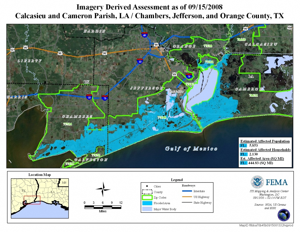 Disaster Relief Operation Map Archives - Map Of Flooded Areas In Texas