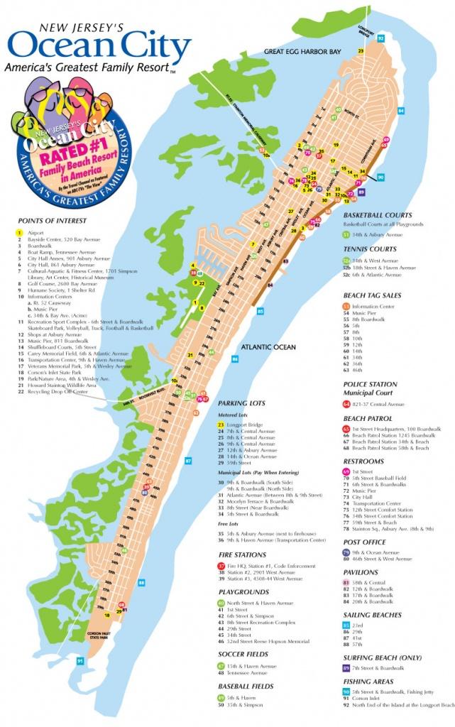 Disney Princess Cupcake Toppers Free Printable (82+ Images In - Printable Street Map Ocean City Nj
