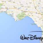 Disney World Orlando Florida Map   Map Of Florida Showing Disney World