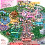 Disneyland Paris Map 2018 Pdf   Printable Disneyland Paris Map 2018