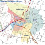 District Map – District Map – Temple Independent School District - Texas School District Map