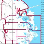 Districts - Map Of St Petersburg Florida Area