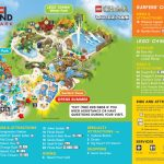 Do You Have A Map Of The Water Park? – Legoland® California Theme   Legoland Florida Park Map