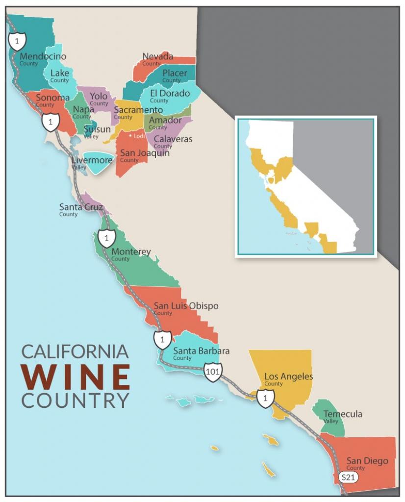 Dog-Friendly Lodging   Dog-Friendly Hikes   Dog-Friendly Parks   Dog - California Wine Tours Map