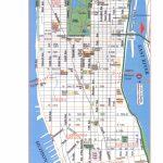 Download Map Of Manhattan | Dyslexiatips   Printable Map Of Manhattan Pdf