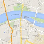 Downtown Chattanooga - Map   Tennessee   Downtown Chattanooga - Printable Map Of Chattanooga