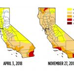 Drought Map Shows Recent Storm Has Not Helped Conditions In   California Drought 2017 Map